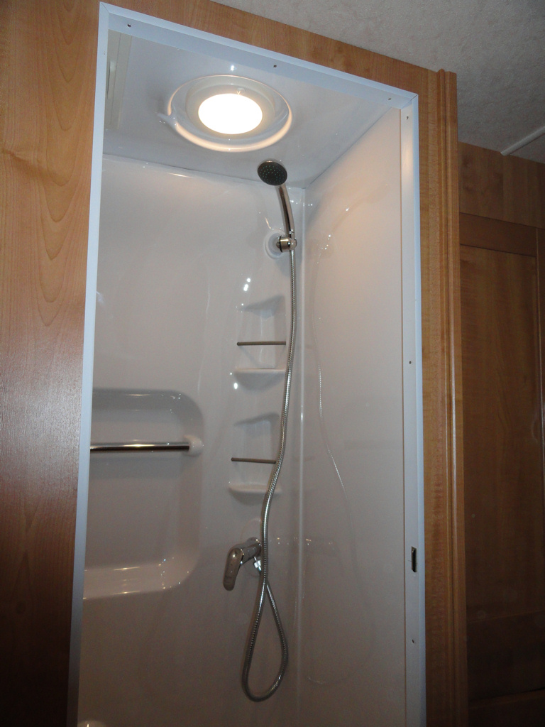 Complete Bathroom Solution Unit