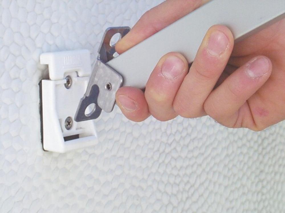 Fiamma Wall Fixing Brackets 98655 176