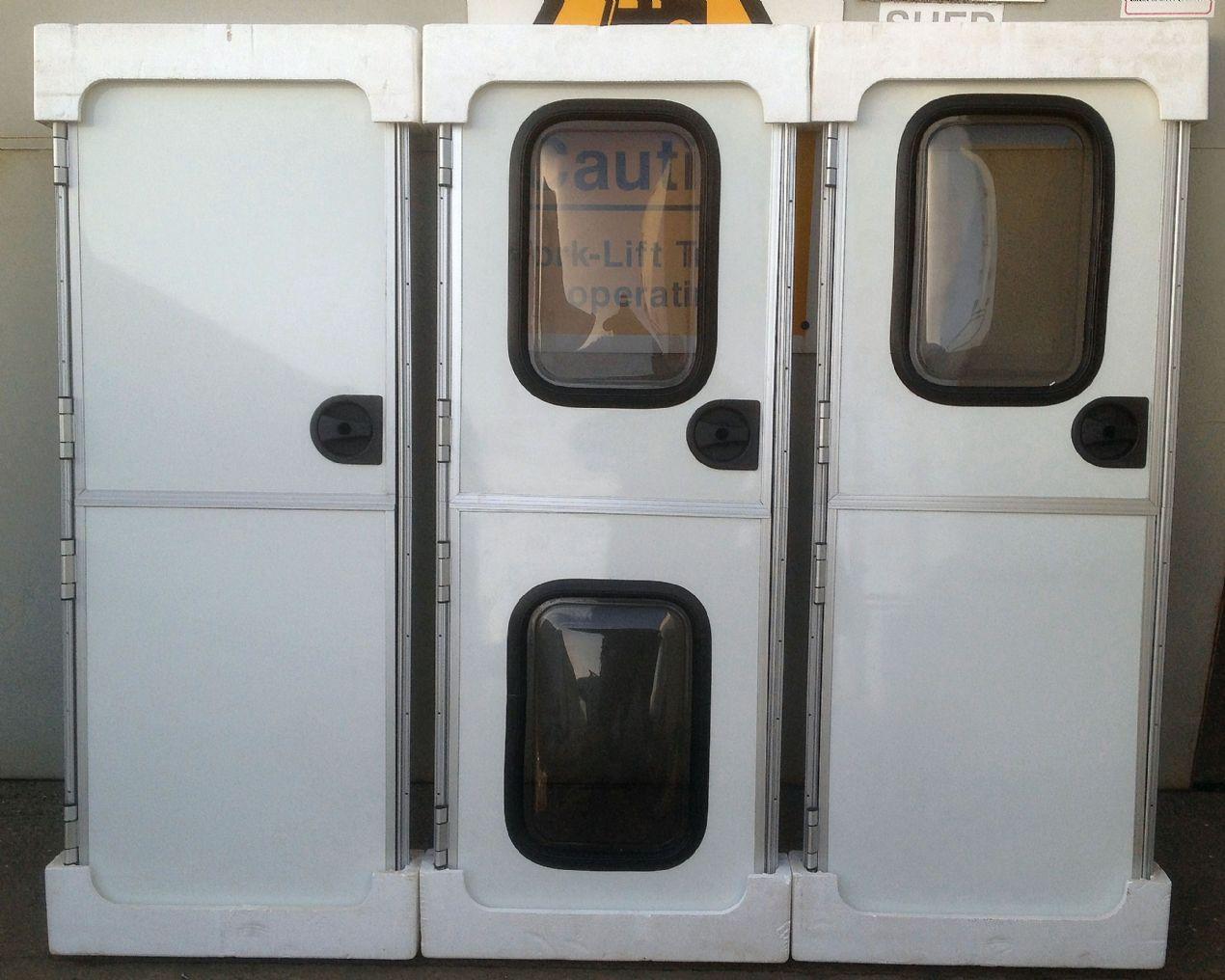 Romahome Exterior Door (Choice of 3) & Romahome Exterior Door Choice of 3