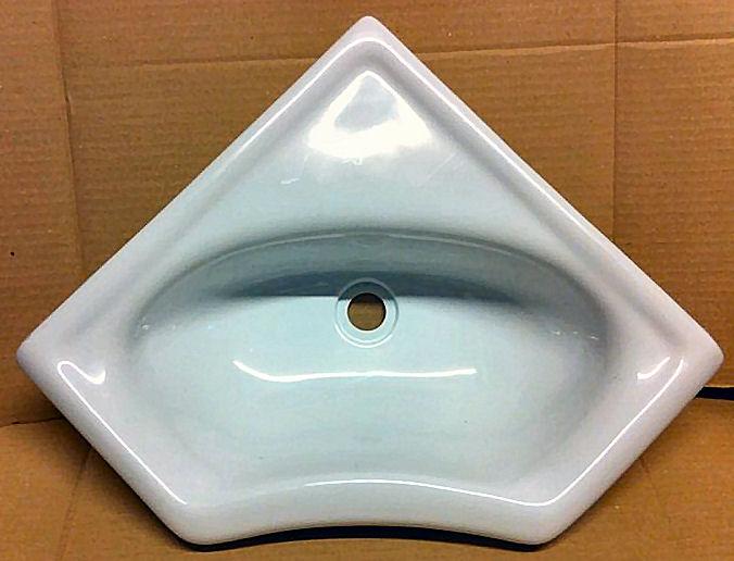 Triangular Bathroom Sink 1
