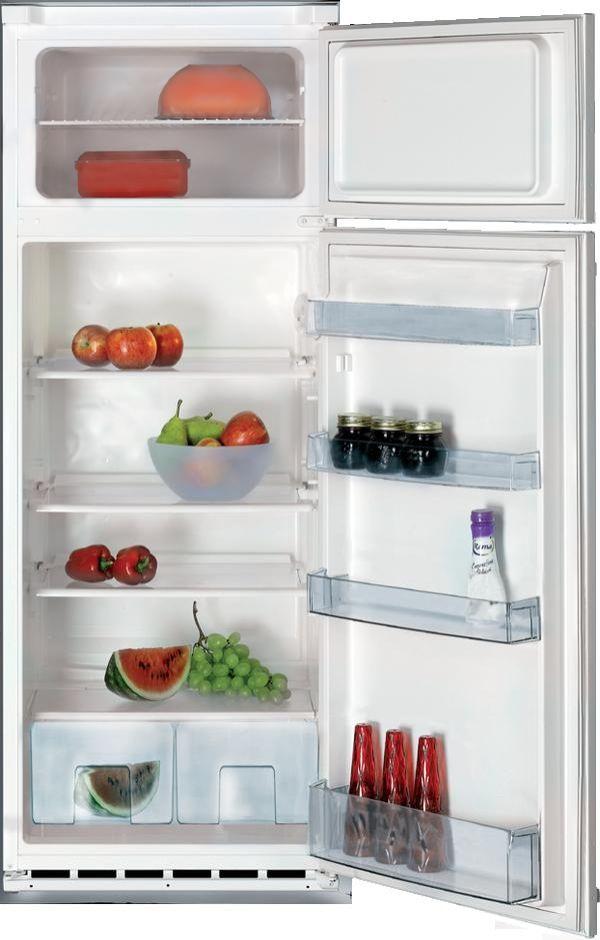 Baumatic Brt200 Integrated Fridge Freezer 5055205051789