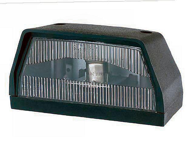 Britax Number Plate Lamp
