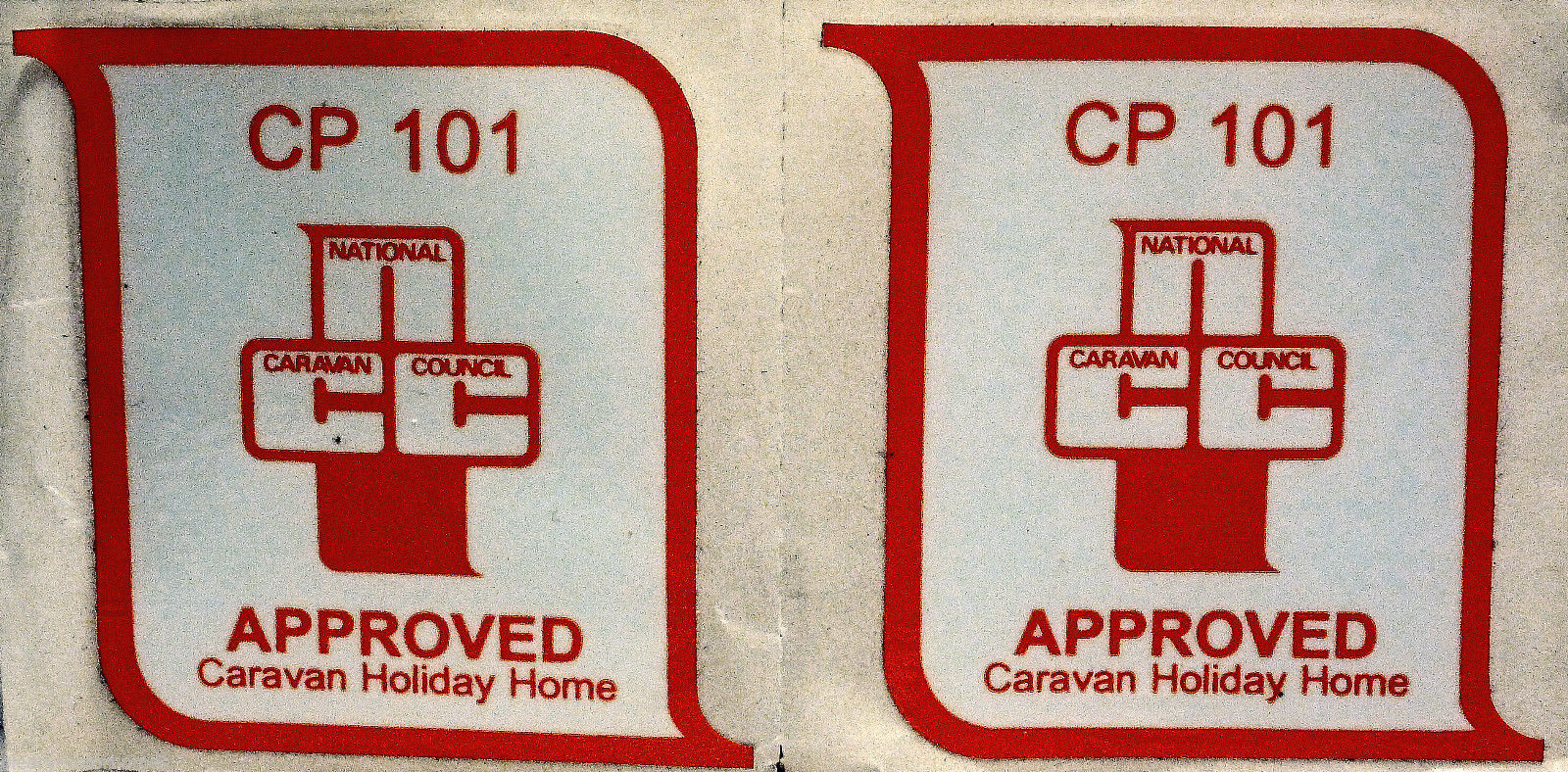 Home shop for accessories decals · caravan approved stickers decal covers scratches dents