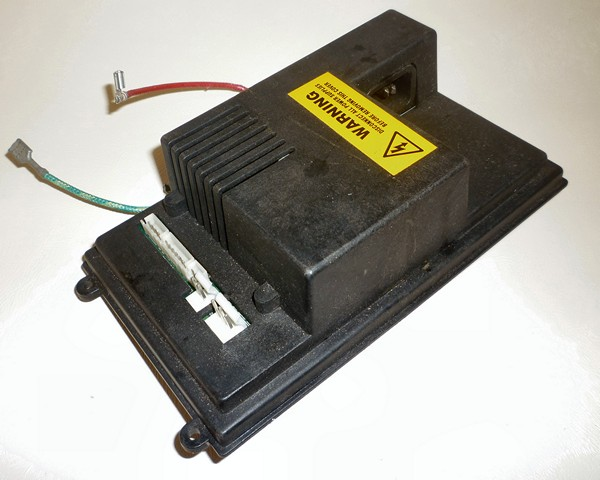 Carver 4000  5500 Back Wiring Control
