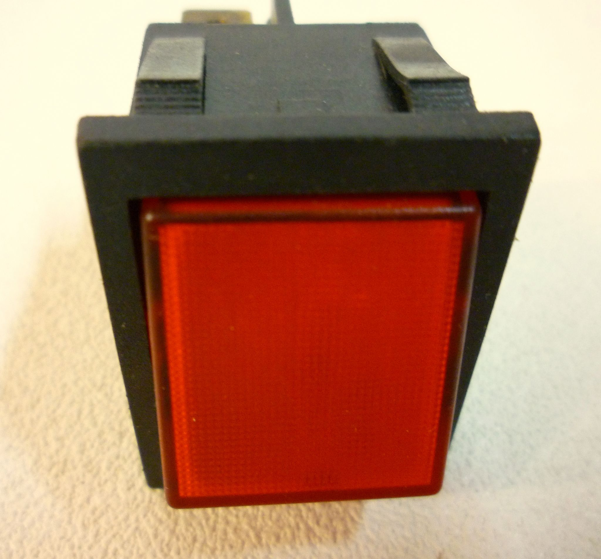 Dometic Electrolux fridge switch  Red 1