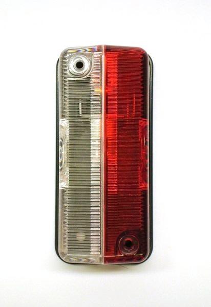Hella O: Hella Red White Marker Light 2