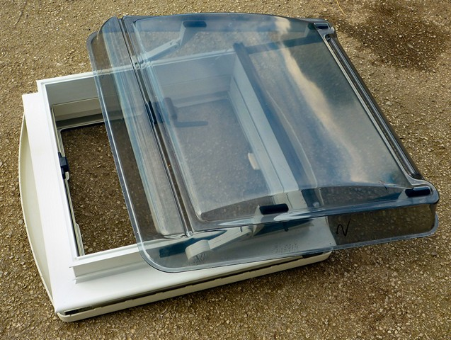 Remis 400 X 400 Sliding Rooflight Replacement Top Only
