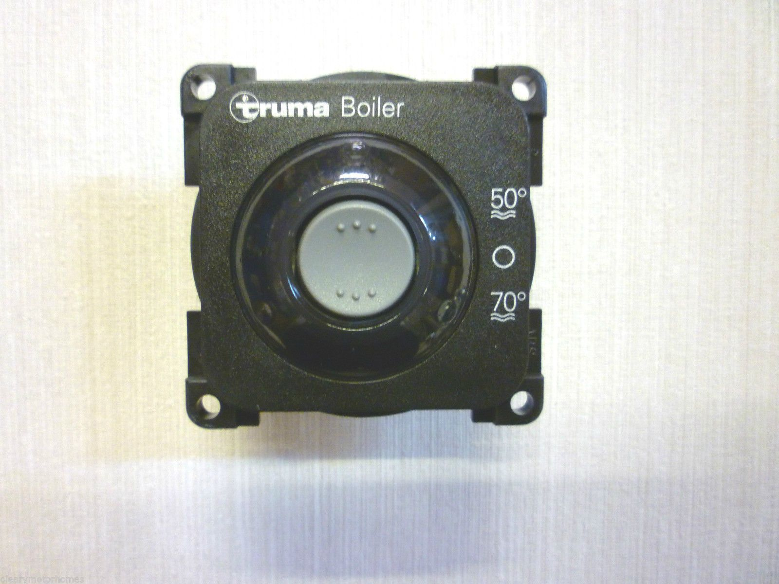 Truma Boiler Replacement Dial Control Switch Black Water