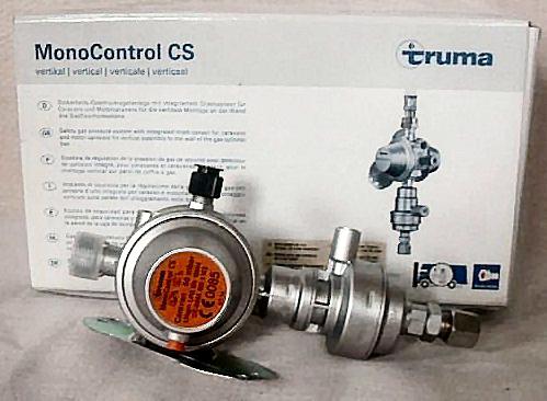 Truma Monocontrol Cs 50mbar