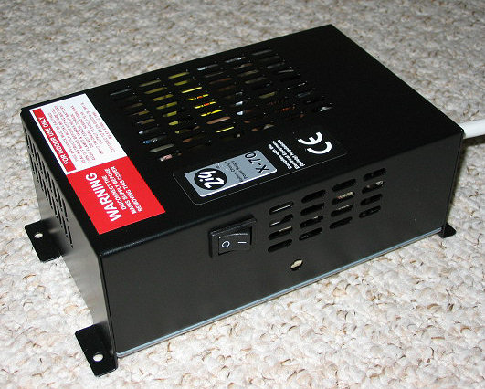 Zig X 70 Battery Charger
